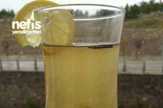 2 Ayda 8 Kilo Verdiğim Yeşil Çay Limon Kürü Tarifi