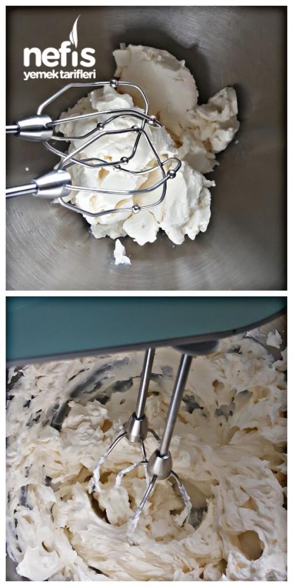 Frambuazlı Cheesecake (Ufak Tefek Cinayetler Cheesecake İ)