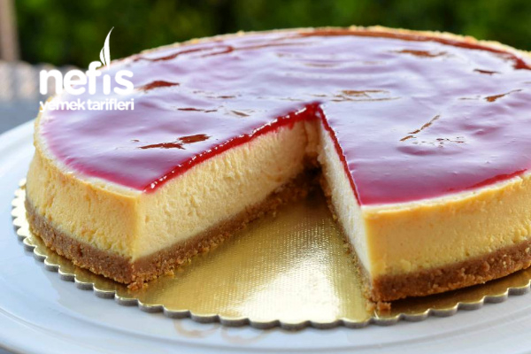 Merve Aksak Cheesecake Tarifi