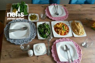 Akşam Yemeği Menüsü Tarifi