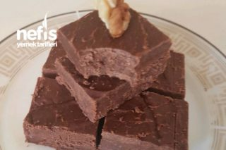Çok Kolay Ev Yapımı Çikolata Tarifi