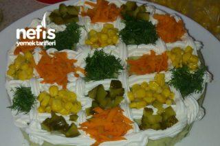 Dama Patates Salatası Tarifi