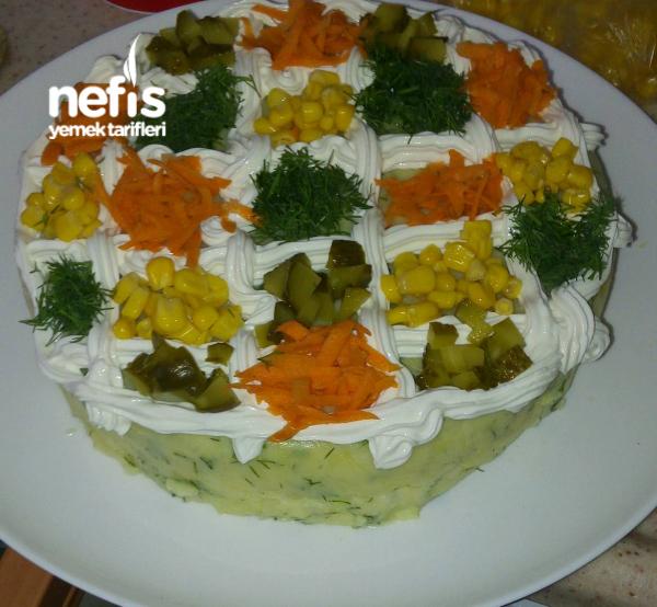 Dama Patates Salatasi