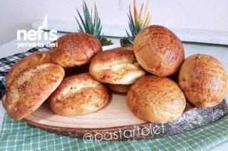 Meşhur Güllüoğlu Pastane Poğaçası Tarifi
