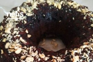 Çikolatalı Fındıklı Islak Kek Tarifi