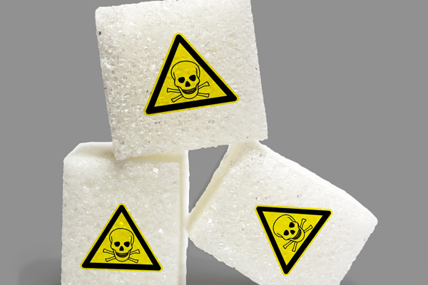 şeker zararları