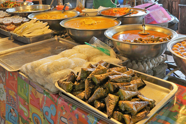 Tayland Yemekleri ve Mutfak Kültürü