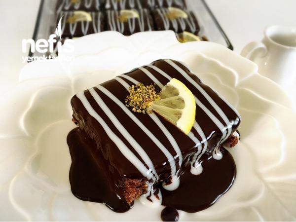 Çikolata Aşkı Pasta (videolu)