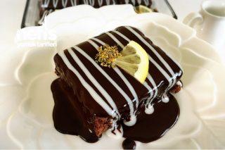 Çikolata Aşkı Pasta (videolu) Tarifi