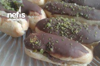 Ekler Pasta (Püf Noktalarıyla) Tarifi