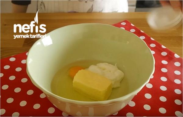 Mısır Unlu Ve Dereotlu Peynirli Poğaça