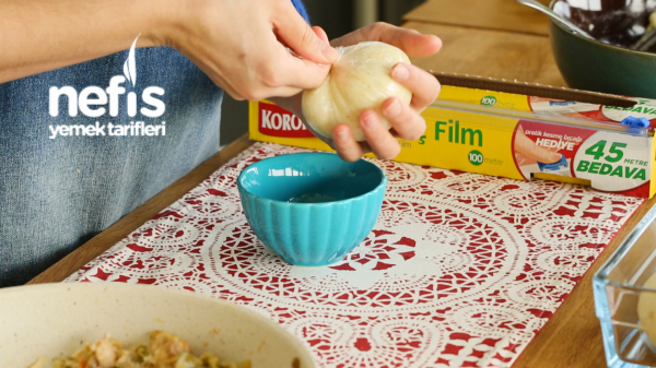 Patates Bohçası Tarifi