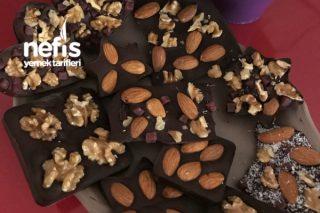Aşk Çikolataları Tarifi