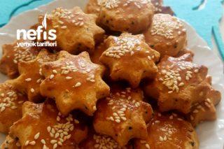 Biberli Çörek Otlu Kıyır Kurabiye Tarifi