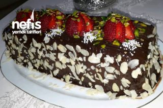 Çikolata Kaplı Parfe Tarifi
