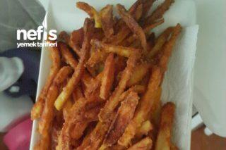 Çıtır Çıtır Patates Kızartması Tarifi
