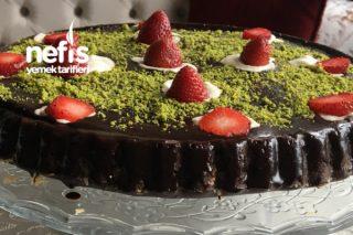 Çok Pratik Garantili Lezzetli Çikolatalı Tart Tarifi