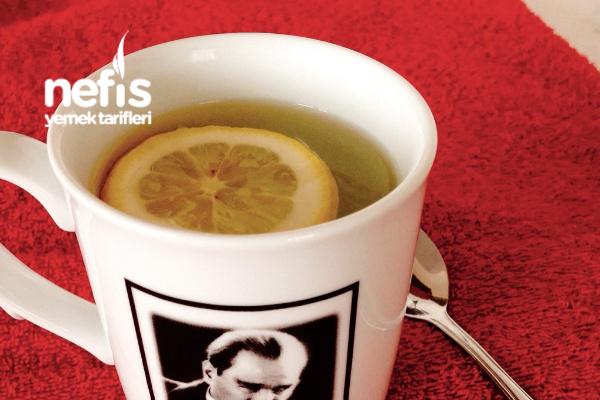 Faydaları İle Taze Limon Çayı Tarifi