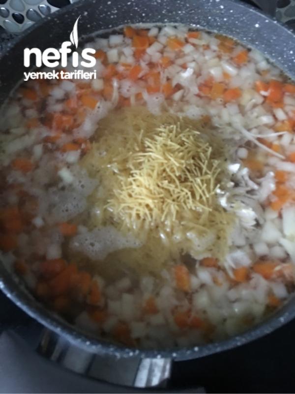 Kereviz Çorbası (sağlıklı Ve Lezzetli)