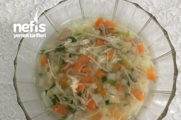 Kereviz Çorbası (Sağlıklı Ve Lezzetli) Tarifi