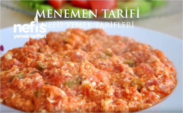 Menemen Tarifi