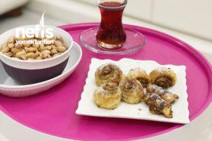 Milföyden Haşhaşlı Çörek (Pratik Ve Lezzetli) Tarifi