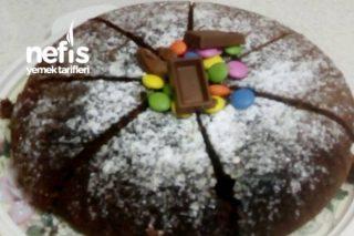 Tavada Kolay Kek (Brownie Tadında) Tarifi