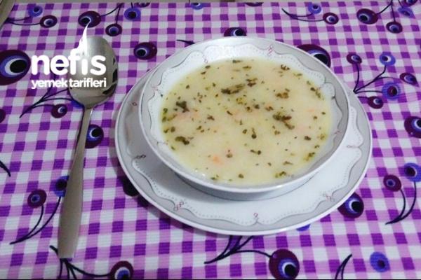 Tavuklu Sebze Çorbası Tarifi