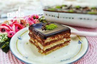 5 Dakika Pastası (Yalancı Yaş Pasta) Tarifi