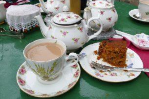 ingiliz çay takımı