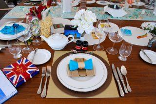İngiliz Yemekleri ve Mutfak Kültürü, İlginç Özellikleri Tarifi
