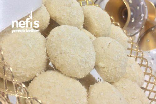 Kolay pamuk kurabiye tarifi