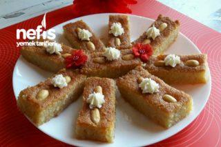 Şambali Tatlısı (Pastane Tarifi)