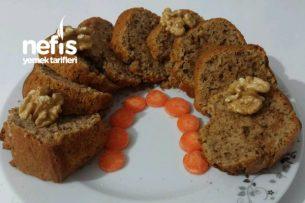 Havuçlu Cevizli Tarçınlı Kek Tarifi (Enfes)