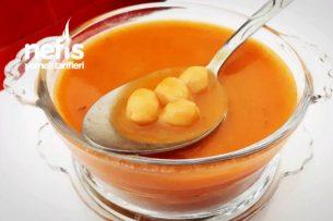 Nohutlu Tarhana Çorbası (Yumuşacık lezzet) Tarifi