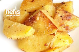 Dışı Çıtır Patates Tarifi