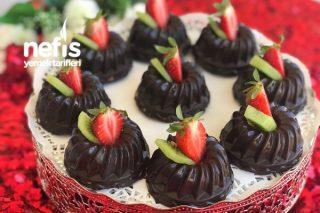 Çikolata Kaplı Mozaik (Şık Sunum) Tarifi