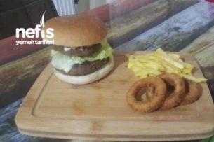 Evde Hamburger Tarifi