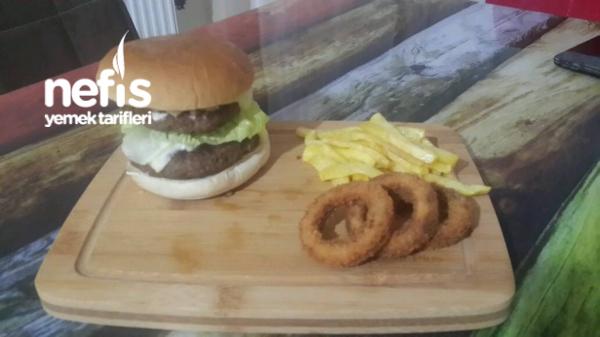 Evde Hamburger