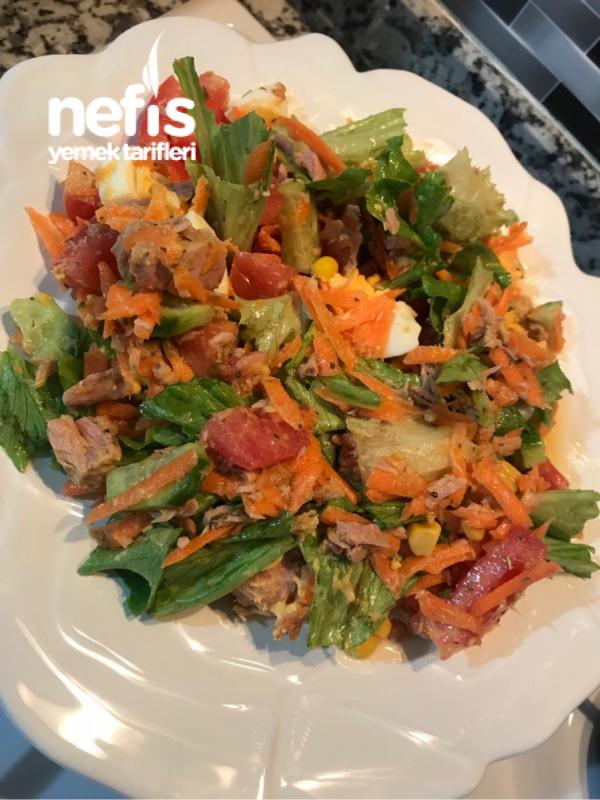 Thon Balık Salatası