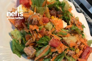Ton Balığı Salatası Tarifi