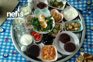 Annecimle Güzel Kahvaltı Tarifi