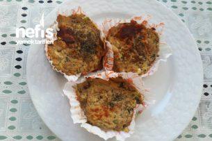 Kabaklı Muffin (Dukana Uygun) Tarifi