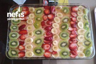 Meyve Şöleni Pastası Tarifi