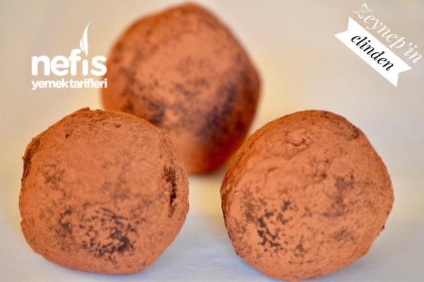 Pratik İkramlıklar: Truffles