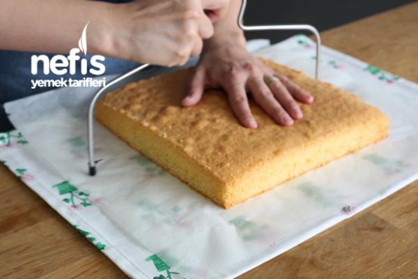 Tiramisu Pasta Yapımı
