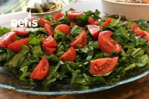 Roka Salatası (Balık Salatası) Tarifi