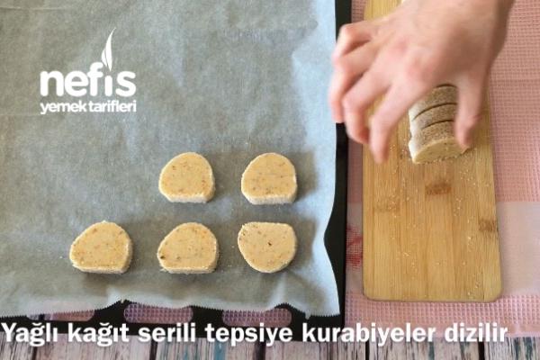 Portakallı Çikolatalı Kurabiye (videolu)