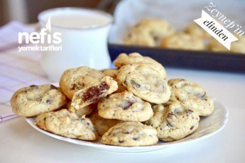 Amerikan Kurabiyesi (Chocolate Chip Cookies ) Tarifi