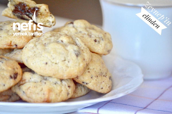 Amerikan Kurabiyesi (Chocolate Chip Cookies )